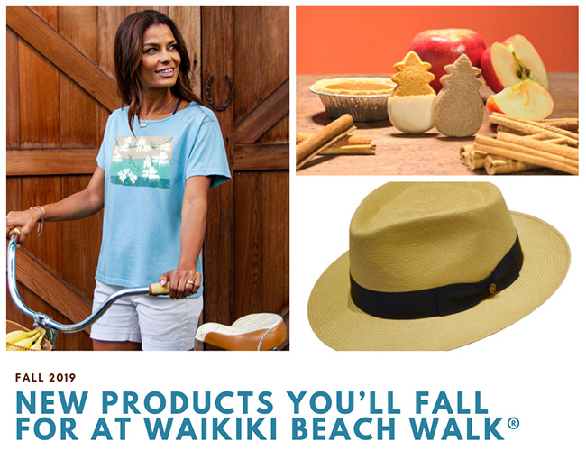 Header Image: An image collage of a woman wearing a light blue floral shirt, 2 pineapple-shaped cookies, and light tan Panama hat