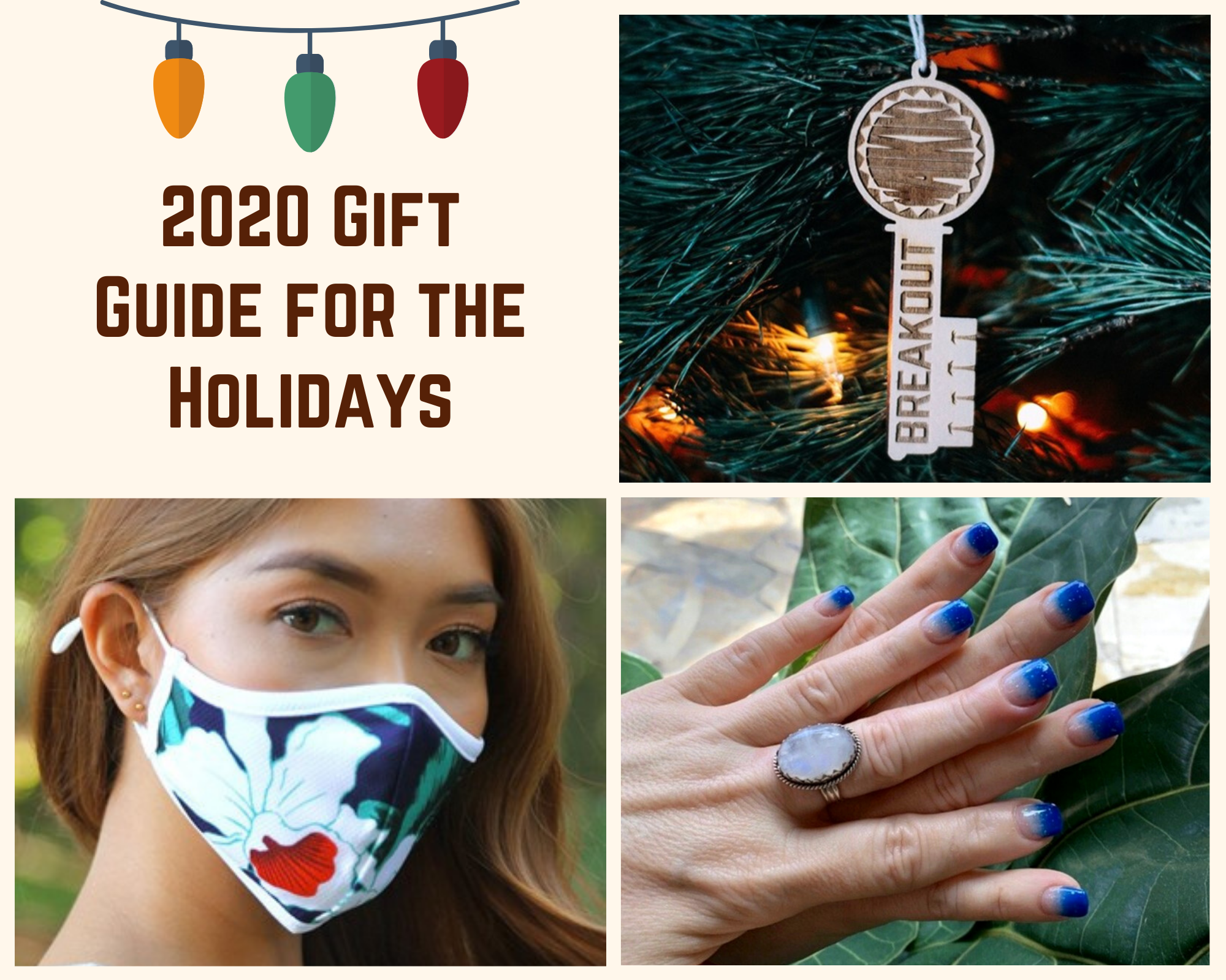 2020 Gift Guide for the Holidays