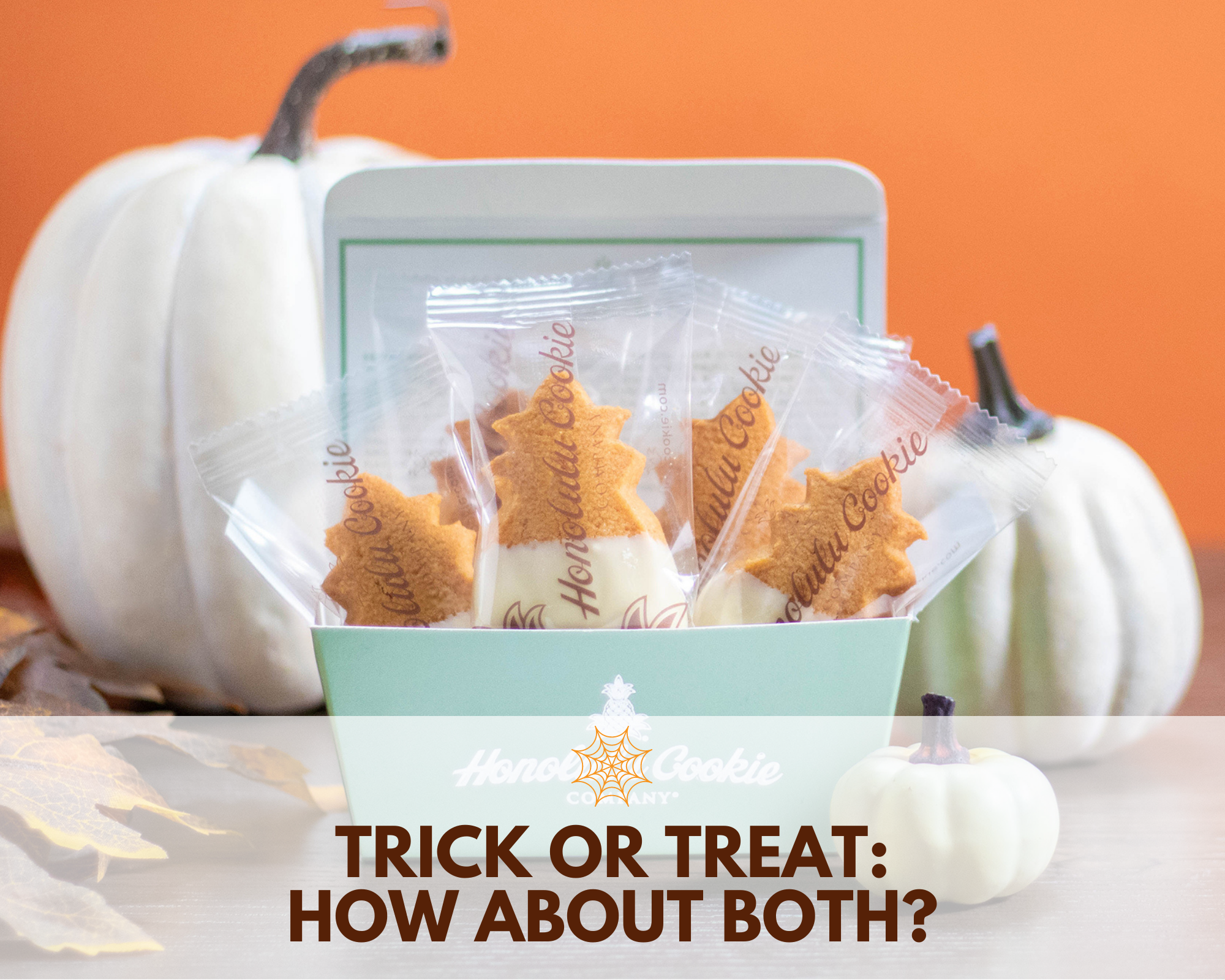 Trick or Treat: How About Both?